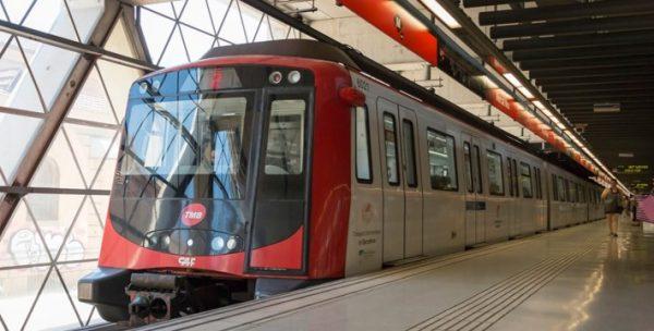 Metro Barcelona L1 /  Metro Barcelona S-6000