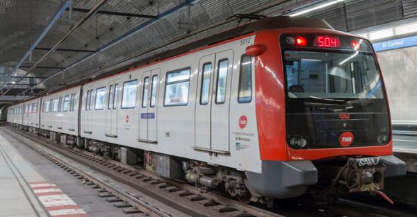 Metro Barcelona L5 / Metro Barcelona S-5000