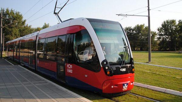 Tram Belgrade
