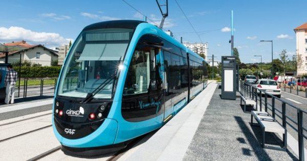Tram Besançon