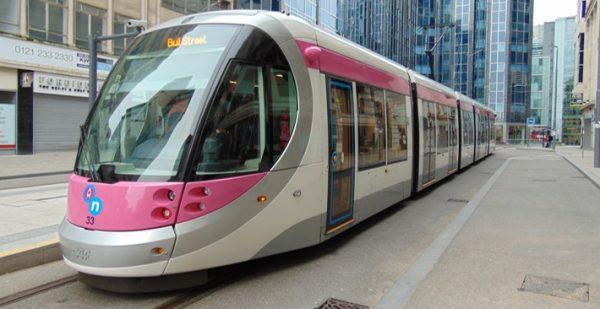 Tram Birmingham
