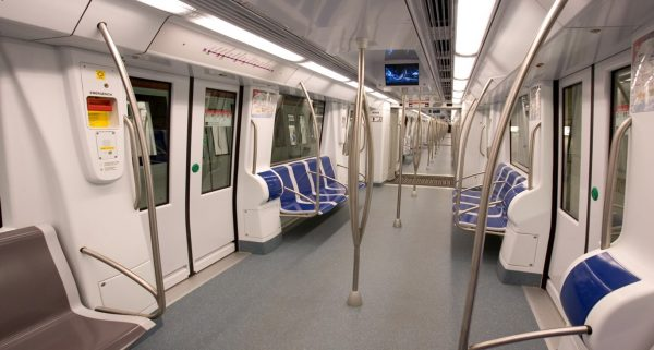 Metro Guadalajara L3 / Metro Lima L1 / Metro Panamá L1-L2 / Metro Santo Domingo L22