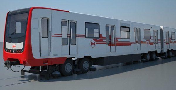 Metro Chile NS16